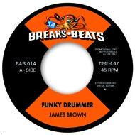 James Brown & Jimmy Smith - Funky Drummer / Root Down