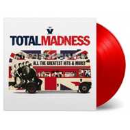 Madness - Total Madness (Red Vinyl)