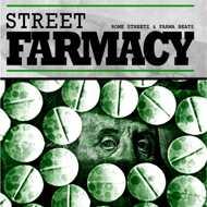 Rome Streetz & Farma Beats - Street Farmacy (Green Vinyl)