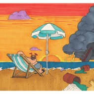 DerRalle (2ZG) - Am Strand