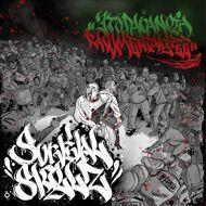 Eto Paranoia & RAW Mentalitee - Survival Skillz (Red Vinyl)