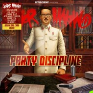 Junior Makhno - Party Discipline (Red Vinyl)