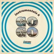 Cut Spencer - Instrumentals a gogo (Blue Vinyl)