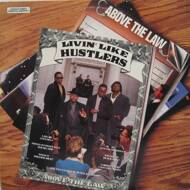 Above The Law - Livin' Like Hustlers (Transparent Vinyl)