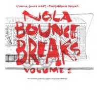 DJ Yamin, Quickie Mart & Tony Skratchere - Nola Bounce Breaks Volume 1