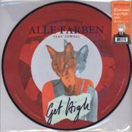 Alle Farben - Get High (Picture Disc)