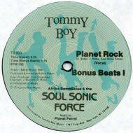 Afrika Bambaataa & Soulsonic Force - Planet Rock