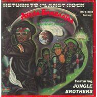 Afrika Bambaataa & Soulsonic Force - Return To Planet Rock (The Second Coming)