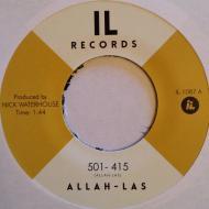 Allah-Las - 501-415 / No Werewolf