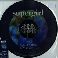 Anna Naklab feat. Alle Farben & Younots - Supergirl (Picture Disc)