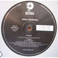 Allen Anthony - Alright