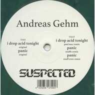Andreas Gehm - I Drop Acid Tonight / Panic (Colored Vinyl)