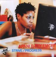 Apani B. Fly - Strive / Progress