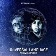 AKD & Deepstar - Universal Language