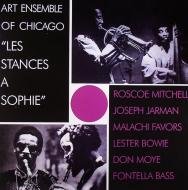 The Art Ensemble Of Chicago - Les Stances A Sophie