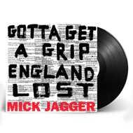 Mick Jagger - Gotta Get a Grip / England Lost