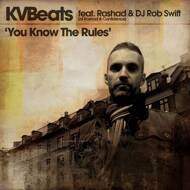 KVBeats feat. Rahsad  & DJ Rob Swift - You Know The Rule