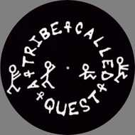 A Tribe Called Quest - Logo Slipmat (Glow in the Dark)