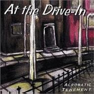 At The Drive-In - Acrobatic Tenement (Black Vinyl)