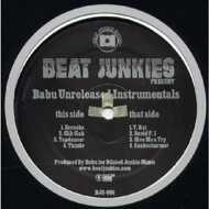 DJ Babu - Unreleased Instrumentals