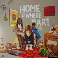 Barney Artist - Home Is Where The Art Is (Signed)