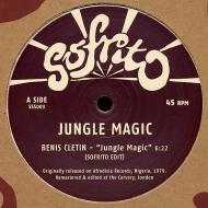 Benis Cletin - Jungle Magic / Money Make Man Mad