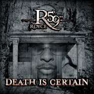 "Royce Da 5'9"" - Death Is Certain (Black Waxday RSD 2018)"