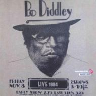 Bo Diddley - Live 1984