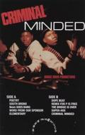 Boogie Down Productions - Criminal Minded (Tape)