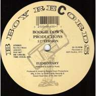 Boogie Down Productions - Poetry / Elementary