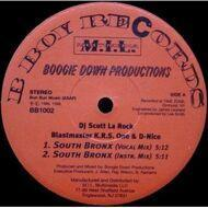 Boogie Down Productions - South Bronx / The P Is Free