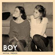 BOY - Mutual Friends (Black Vinyl)