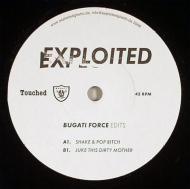 Bugati Force - Edits: Touched Remixes & Mashups Vol. 3