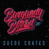 Burgundy Blood - Suede Crates