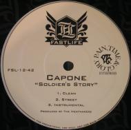 Capone - Soldiers Story / Been A Long Time