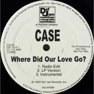 Case - Happily Ever After / Where Did Our Love Go?