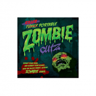 Crab Cake and Turntable Training Wax present - Killer Portable Zombie Cutz!