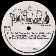 Various - Da Philly Throwback EP Vol.2