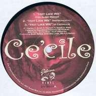 Ce'cile - Hot Like We / Bare She Dare