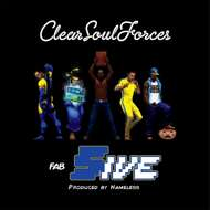 Clear Soul Forces - Fab Five (Clear Vinyl)