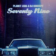 Planet Asia & DJ Concept - Seventy Nine (Alternate Art Edition)
