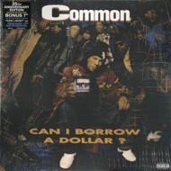 Common - Can I Borrow A Dollar? (Black Vinyl)