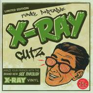 Crab Cake Records - Funky, Portable, X-Ray Cutz