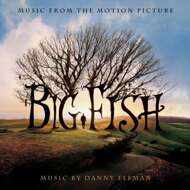 Danny Elfman - Big Fish (Soundtrack / O.S.T.) (Blue Vinyl)