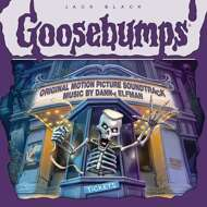 Danny Elfman - Goosebumps (Soundtrack / O.S.T.) [Green & Blue Splatter Vinyl]