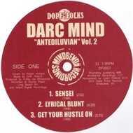 Darc Mind - Antediluvian Volume 2