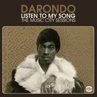 Darondo - Listen To My Song: The Music City Sessions (White Vinyl)