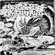 DJ Q-Bert - Darth Fader: 100mph Backsliding Turkey Kuts (White Vinyl)