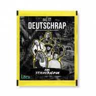 Lara Loca / Panini - 4 Das ist Deutschrap - Stickertüte (5 Sticker)