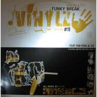 Deejay KC - Funky Breaks Vinylz Volume#11